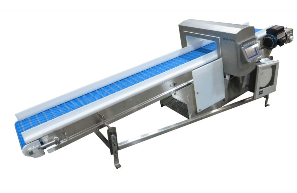 Metal Detection Conveyor