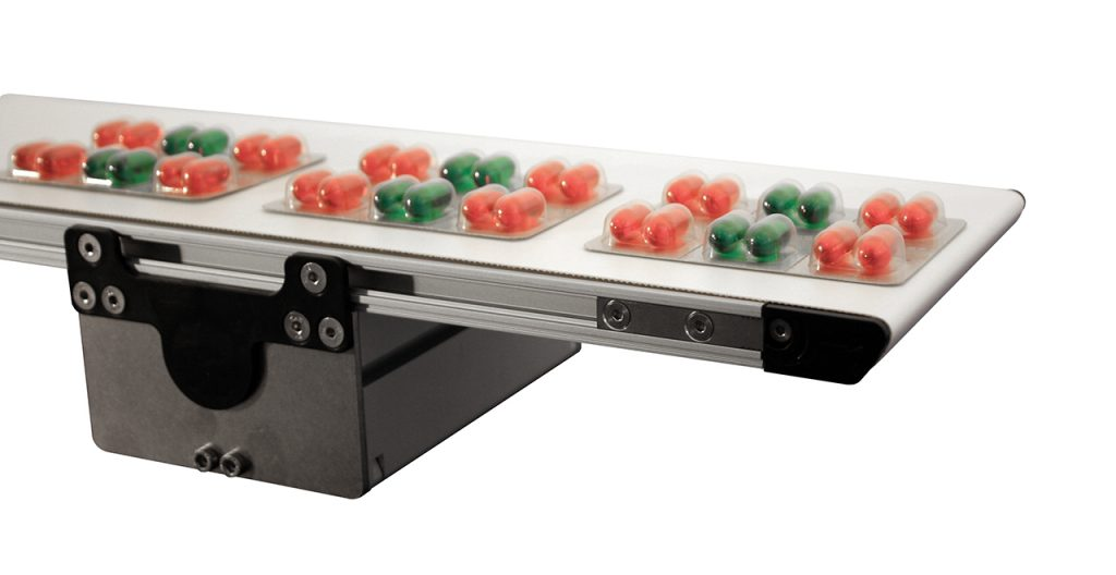 1100 Series Miniature Belt Conveyor