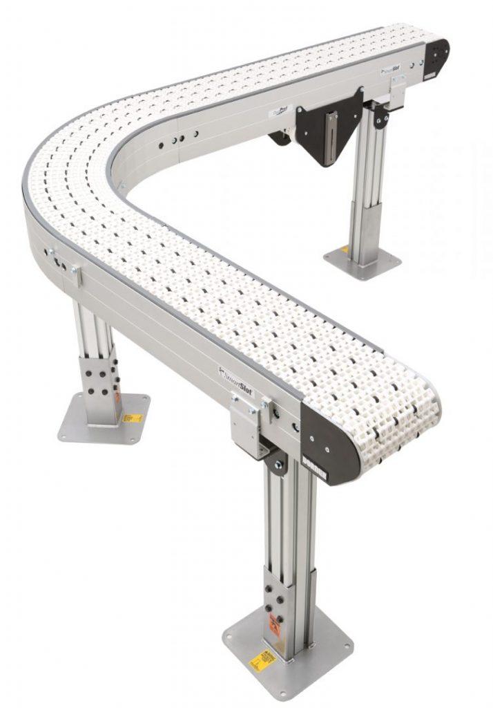 3200 Series Modular Belt Frame Styles