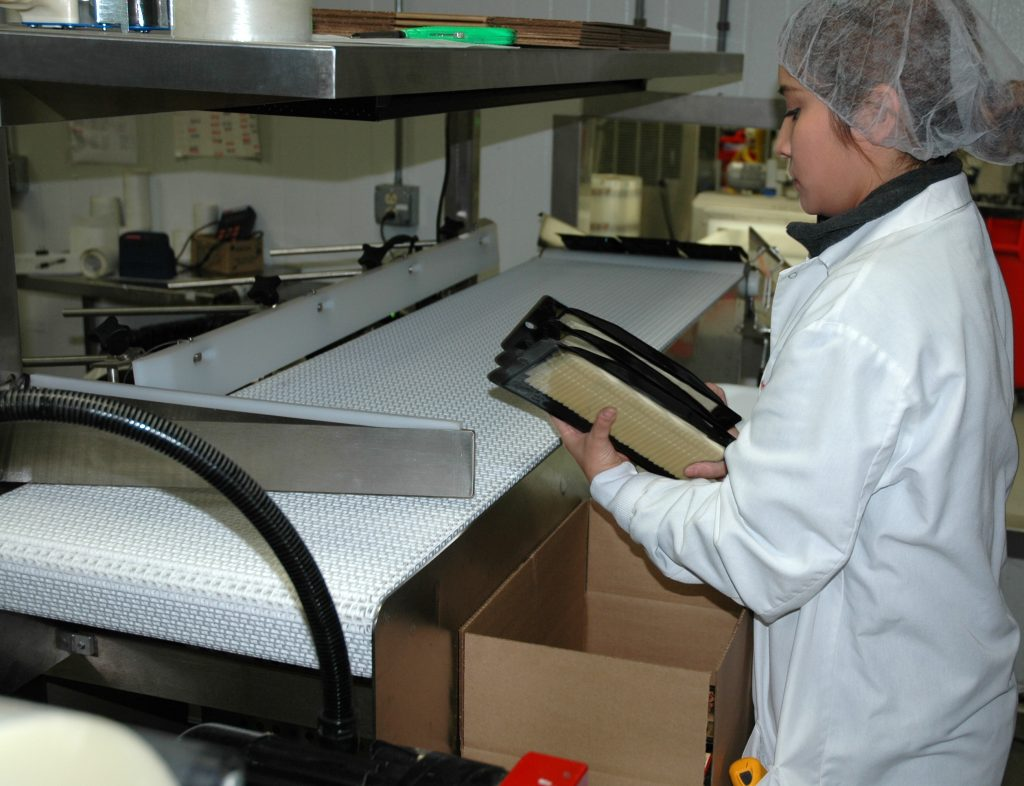 Food Handling and Processing