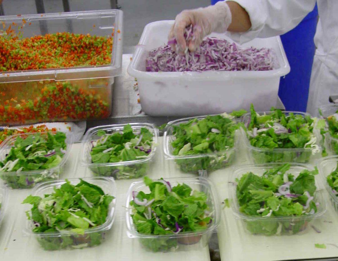 Fast Food Increased Sanitation