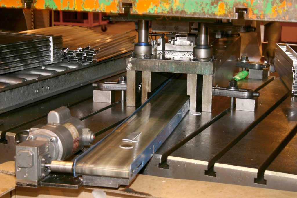 Dorner Conveyors Metal Working