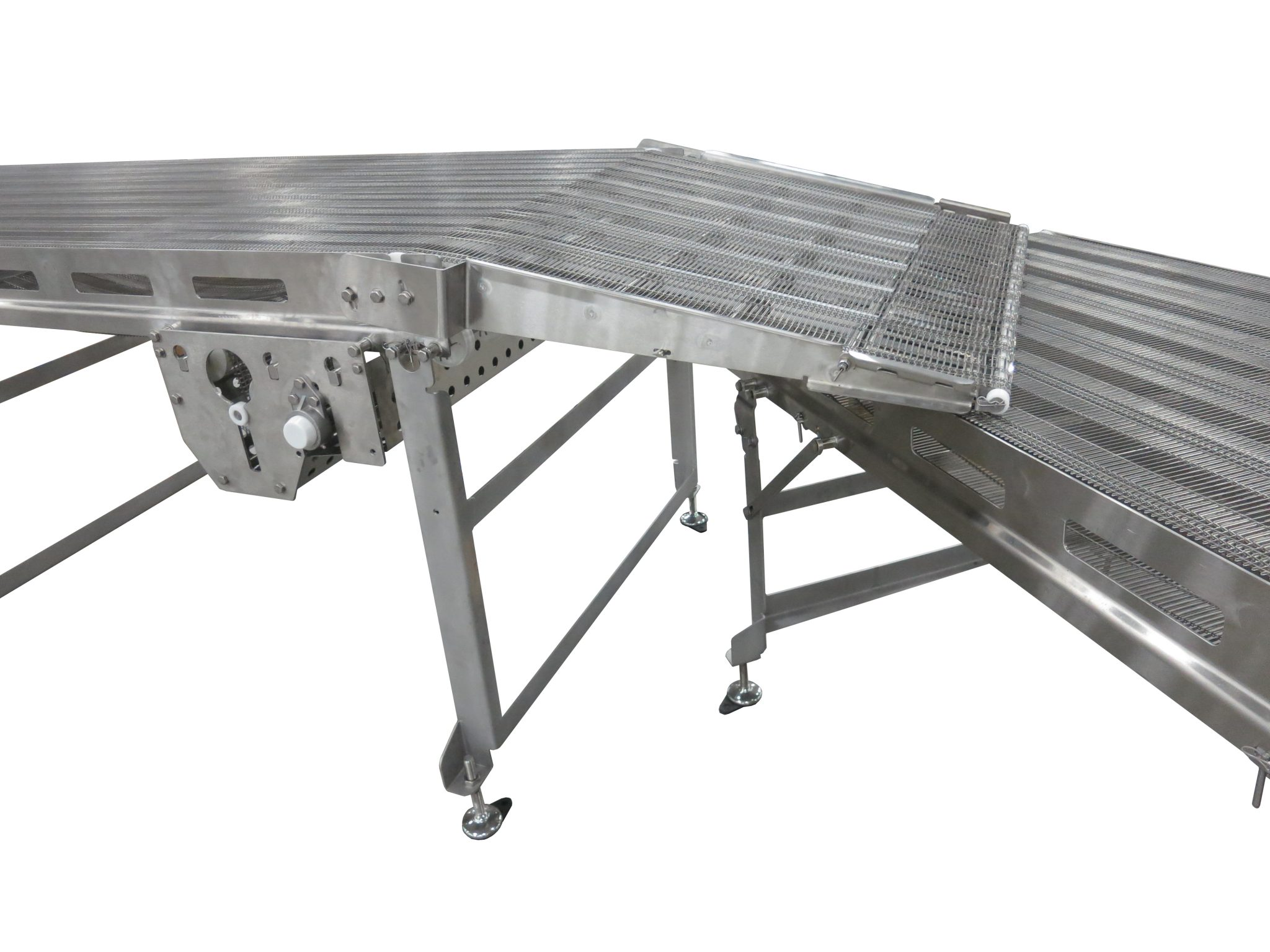 Dorner Conveyors Wire Belts for Extreme Temperatures