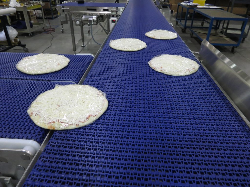 Dorner Conveyors Ready-to-Eat Food Processing