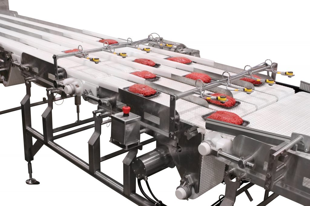 Dorner Conveyors Custom Meat and Poultry Applications
