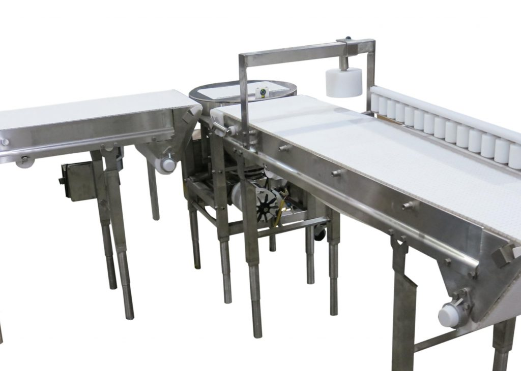 Dorner Conveyors Custom Turning Applications