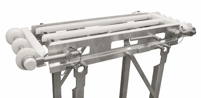 Dorner Conveyors Open Frame Design