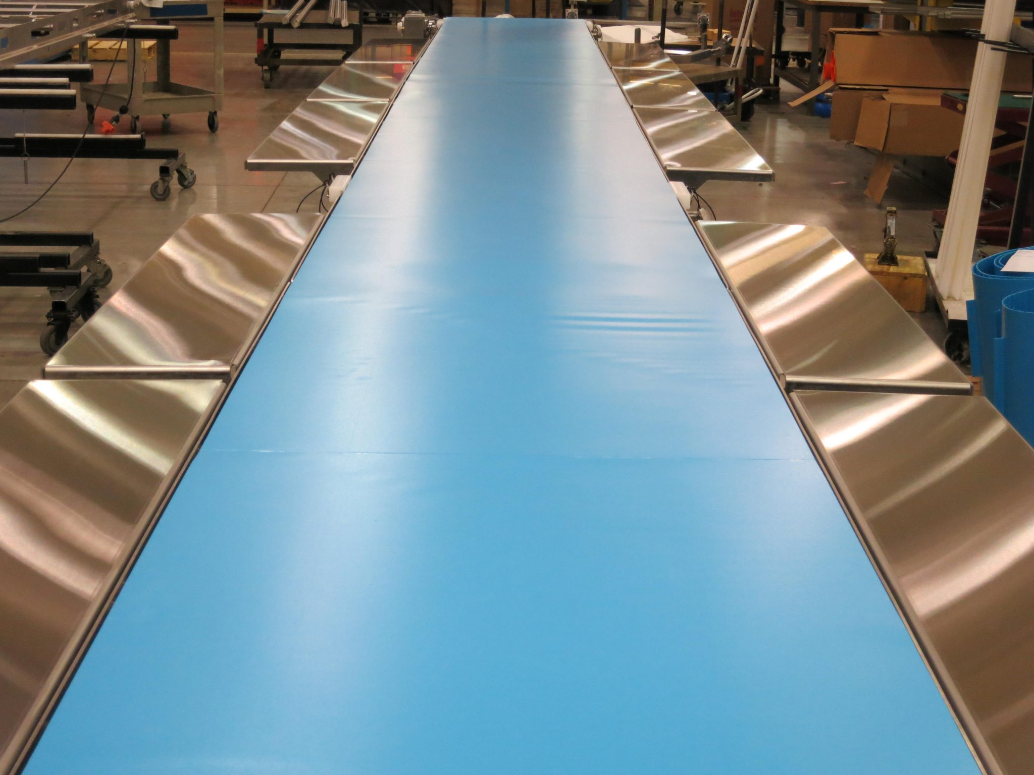 Dorner Conveyors Ready-to-Eat Food Handling