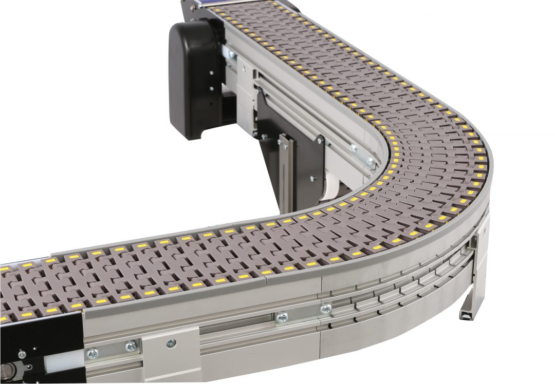 3200 Series Modular Belt Curve