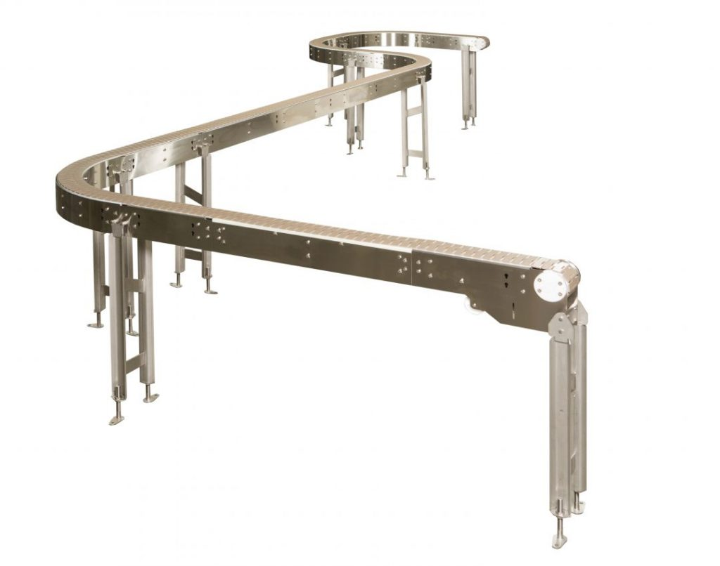 AquaGard 7100 Series Stainless Steel Conveyor