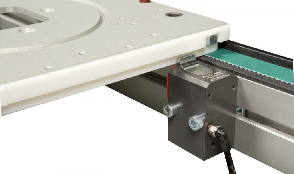 Dorner 2200 Precision Move Pallet System Stop