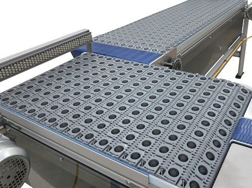 Two SmartFlexconveyors outfitted with FlexMove Technology