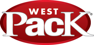 Red and white West Pack logo