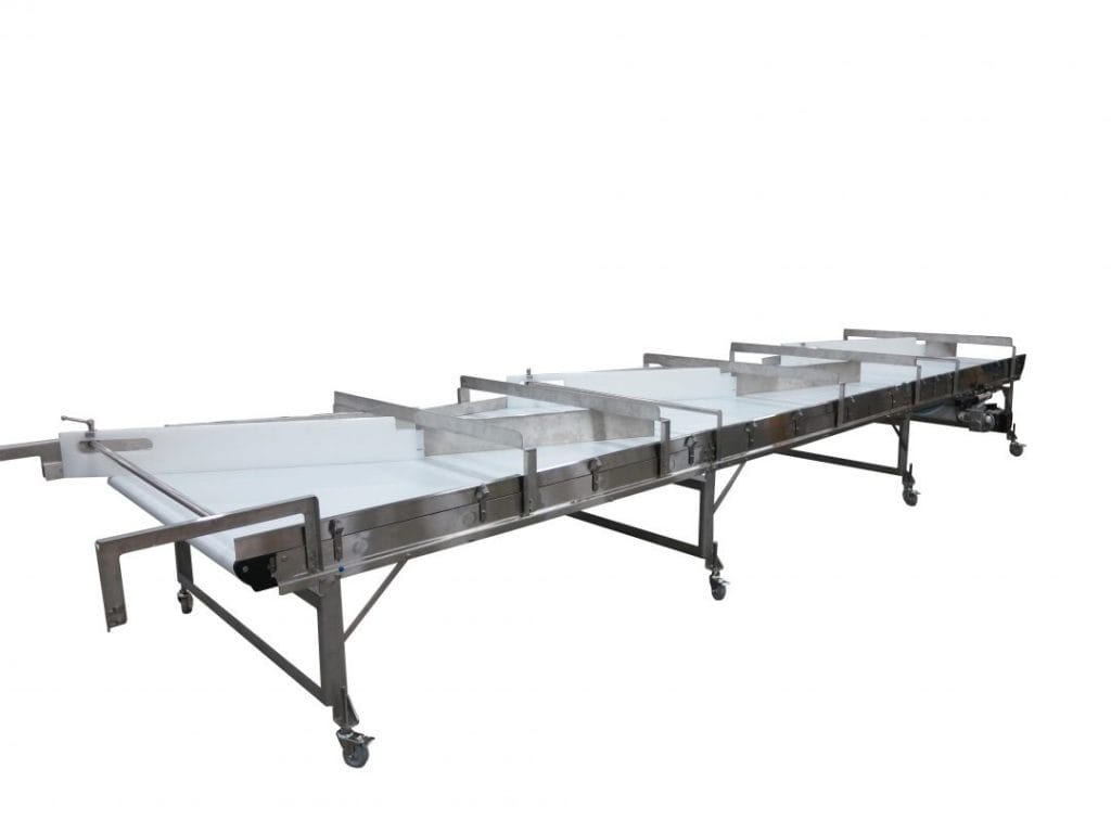 Dorner Conveyors Diverting and Sorting Solutions