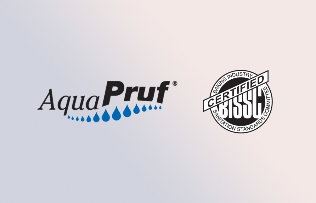 AquaPruf - BISSC Certified