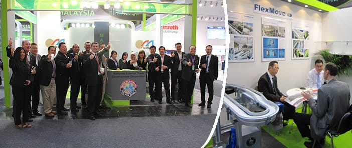 FlexMove at Hannover Messe