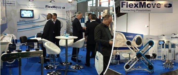 FlexMove at InterPack 2014