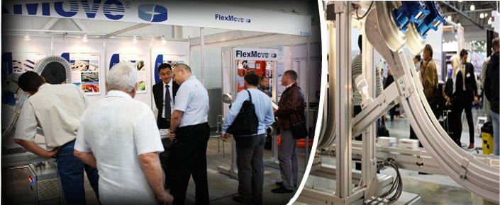 FlexMove at Rosupak Expo