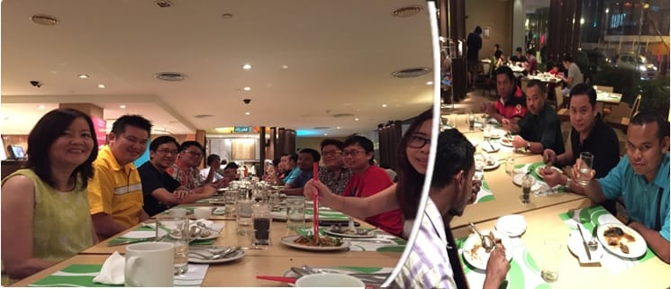 FlexMove Appreciation Dinner