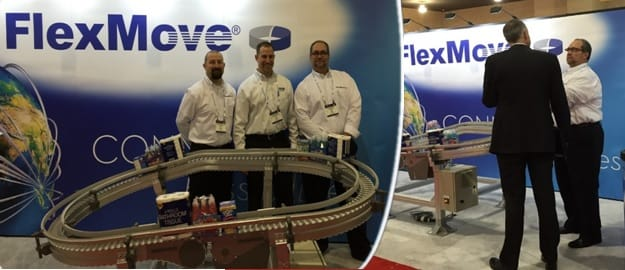 FlexMove at Pack Expo East 2015