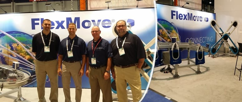 FlexMove at Pack Expo Las Vegas