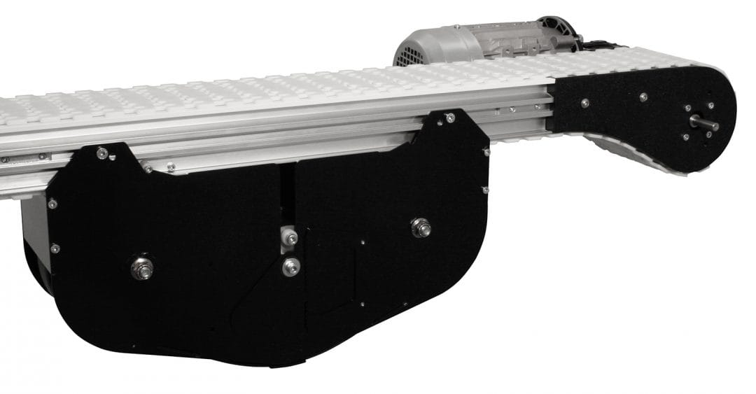 Weighted Take-Up Module