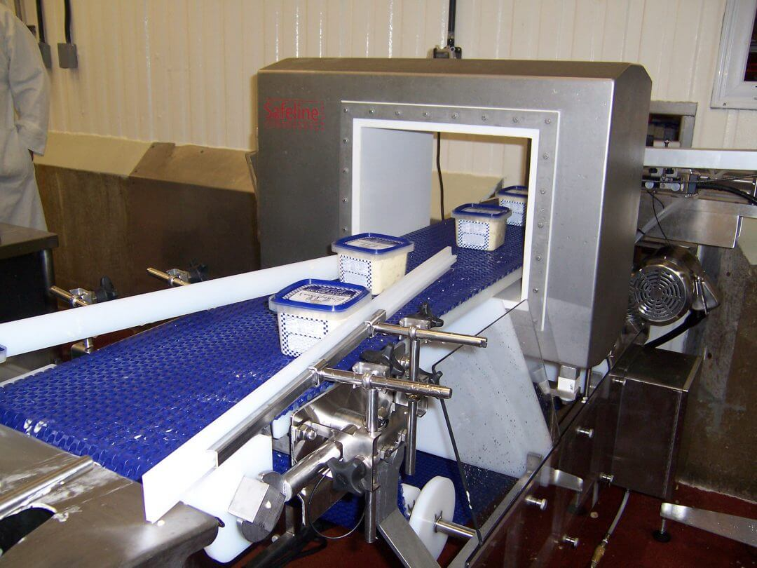 Transforming Fresh Food Packaging through Custom Sanitary Conveyors