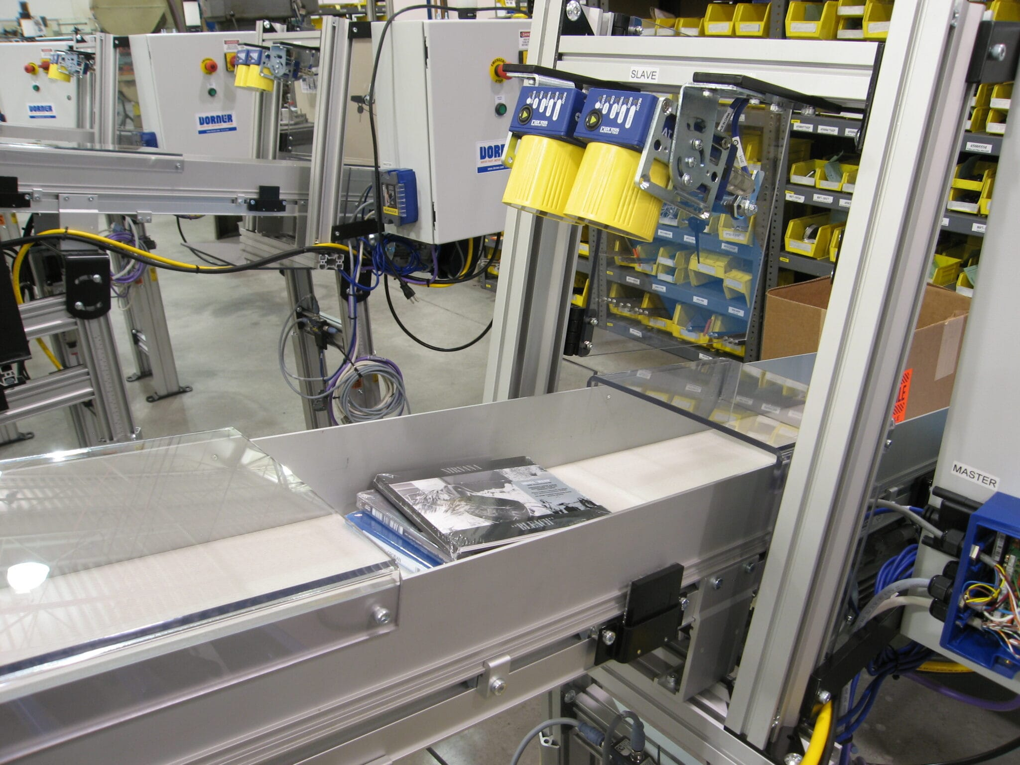 Dorner E-Commerce Conveyor Solutions