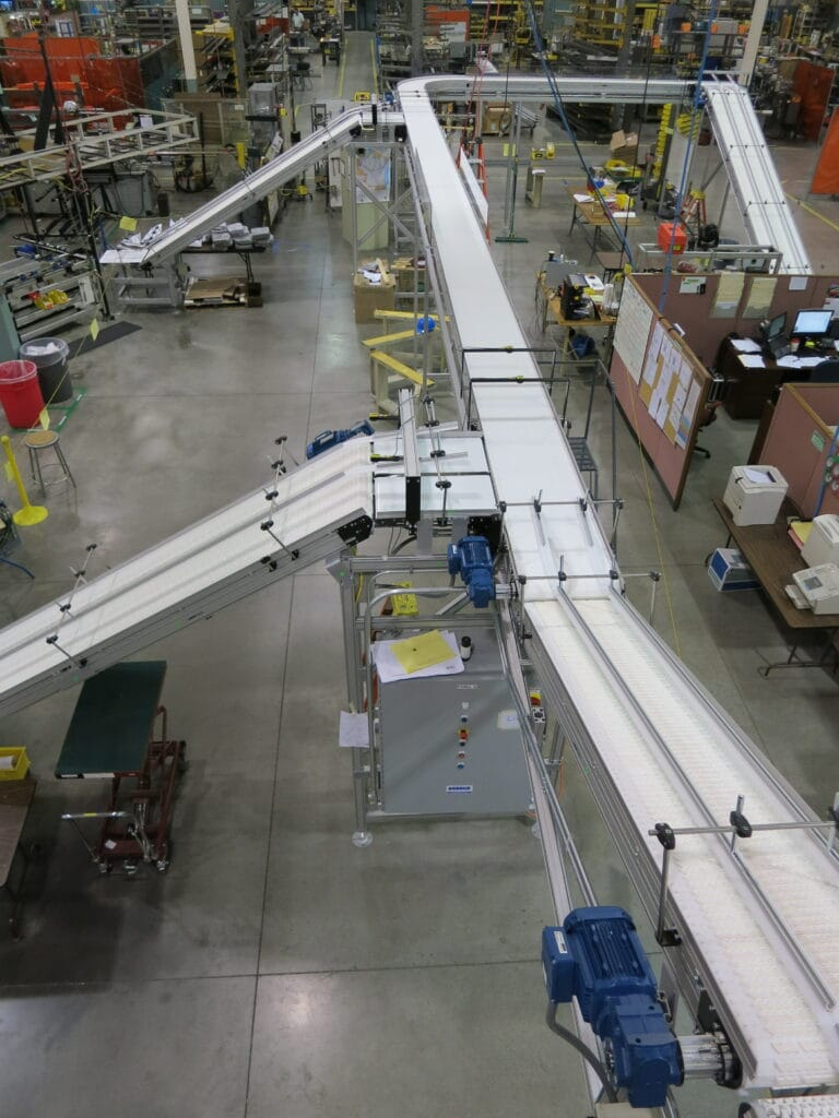 Dorner E-Commerce Conveyor Systems