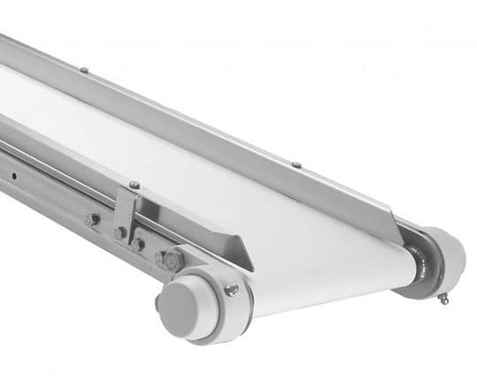 Kleinförderer – AquaGard 7300 Förderband – Seitenprofil – Dorner