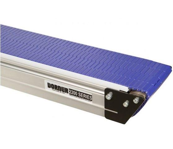 Mini belt conveyor - Dorner 2200 Series Conveyor
