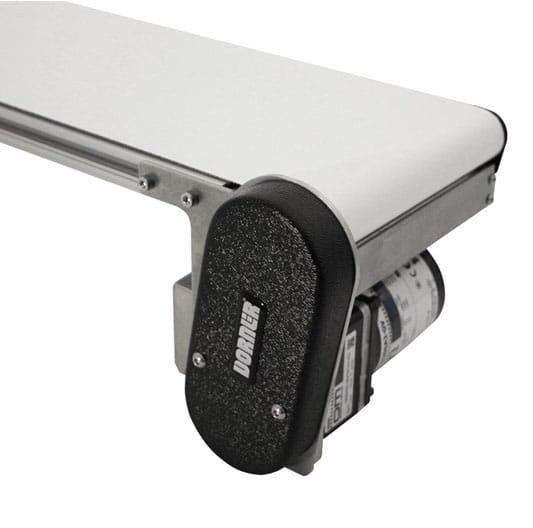 Mini conveyor - moving small product - Dorner 1100 Series Conveyor