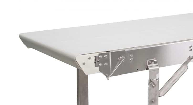 flat belt conveyors - Dorner AquaGard 7350 Conveyor