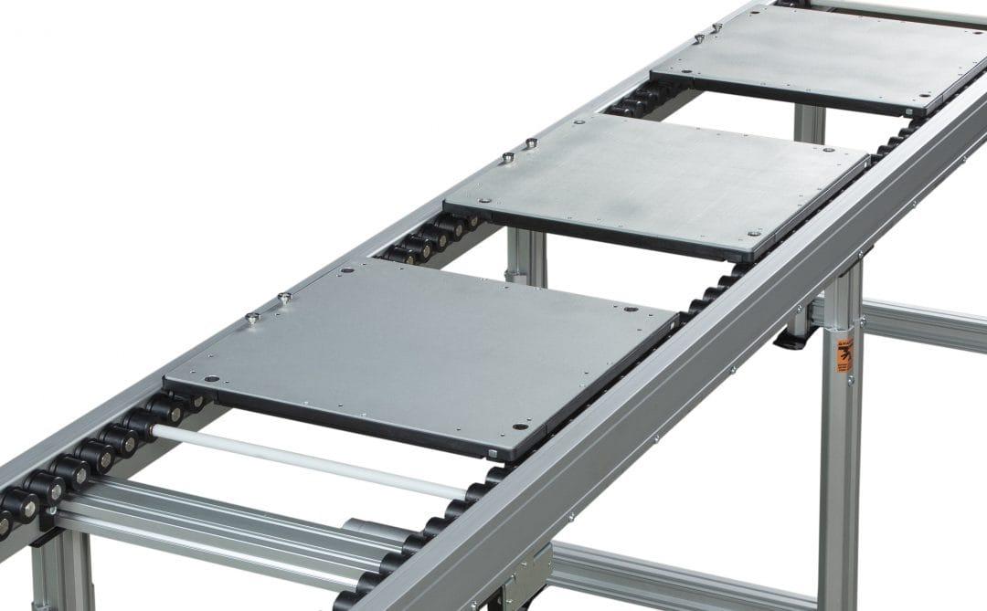 smart conveyors - Dorner ERT 250 Conveyor