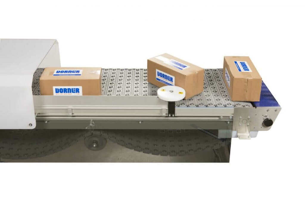smart conveyors - flipping and rotating - Dorner