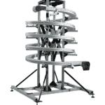 incline decline conveyors - flexmove helix - Dorner